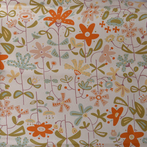 Japanese cotton fabric, zakka, medium weight cotton