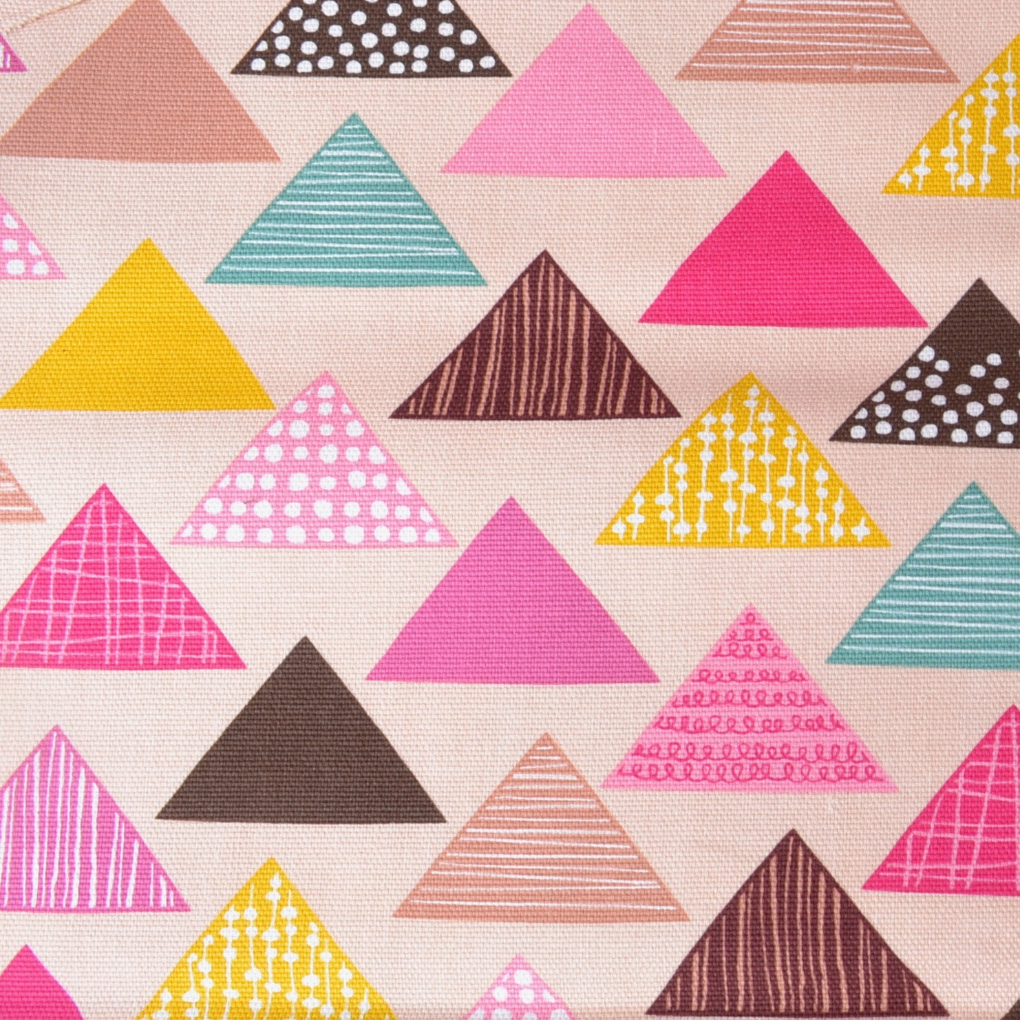 Japanese cotton fabric, zakka