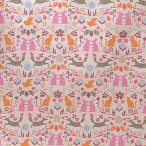 Scandinavian fabric home sewing