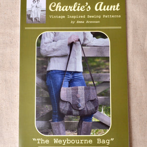 Charlies Aunt Bag Pattern