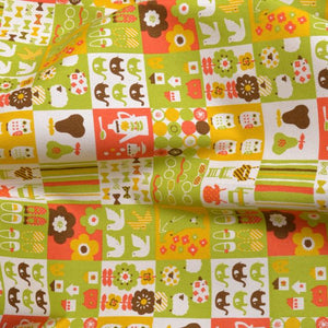 Japanese cotton fabric, zakka,