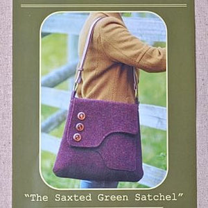 The Saxted Green Satchel Pattern