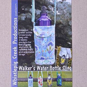 Walker's Water Bottle Sling Pattern