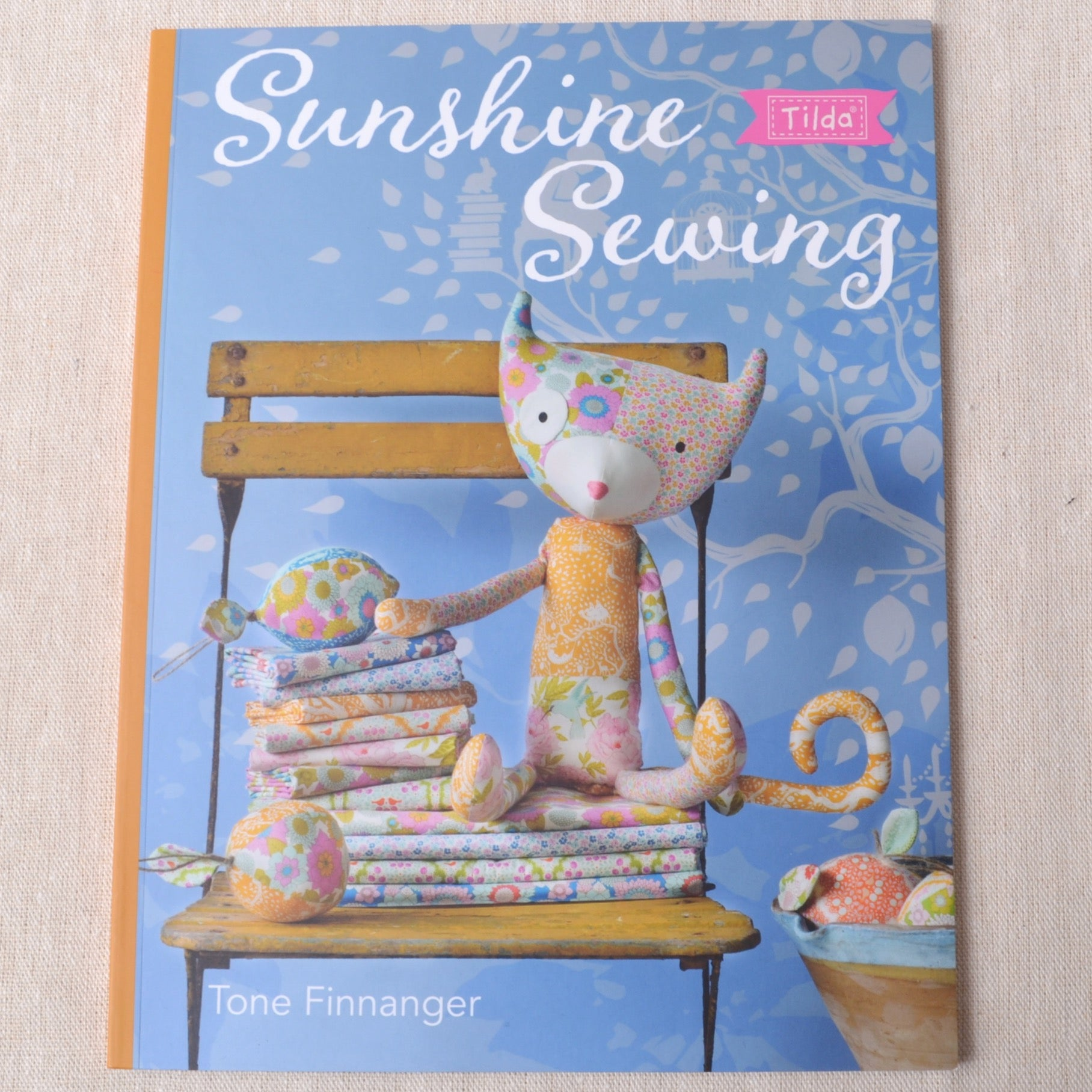 Sunshine Sewing, Tilda Book