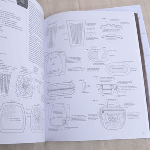 Yoko Saito book - instruction pages