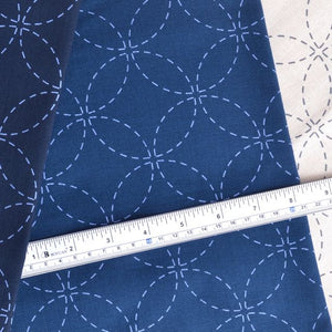 sashiko stitching fabric