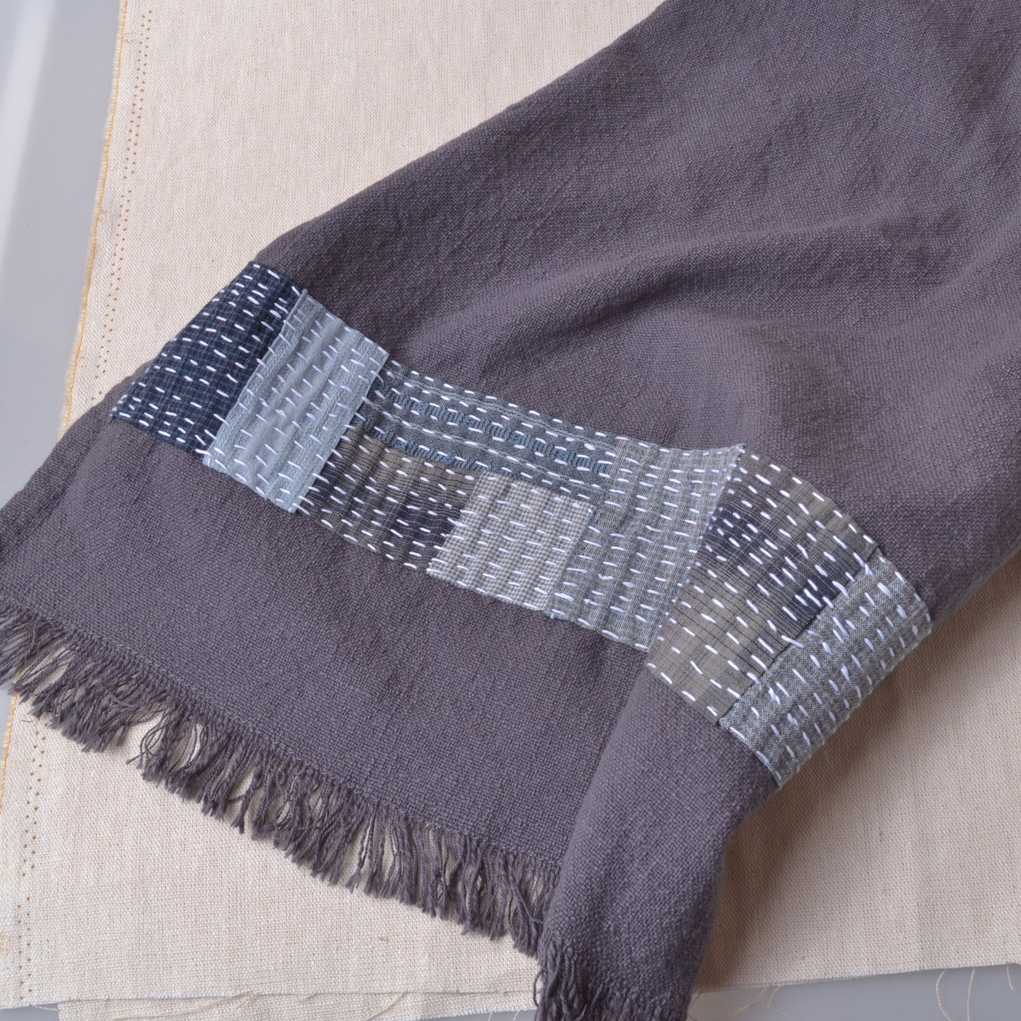 towel for stitching