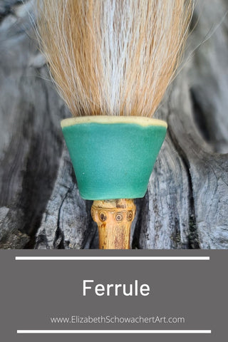 Sumi-e paintbrush review - understanding the different varieties of brushes