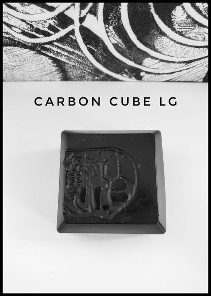 Carbon Black Encaustic Paint - Elizabeth Schowachert Art