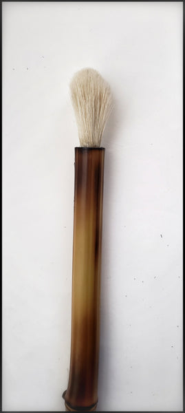 Med. Size Sumi-e Brushes with Bamboo Handles Art Supplies Elizabeth Schowachert Art
