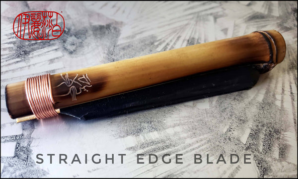 Straight Edge Silicone Blade Mark Making Tool Art Supplies Elizabeth Schowachert Art