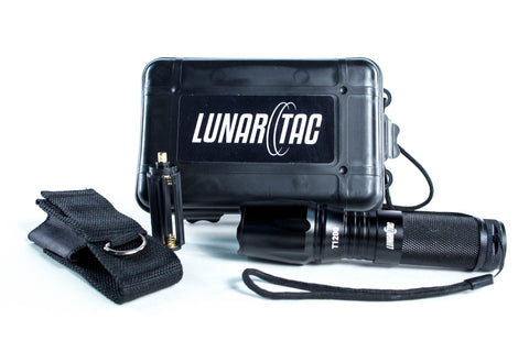 LunarTAC T1200 Tactical Flashlight