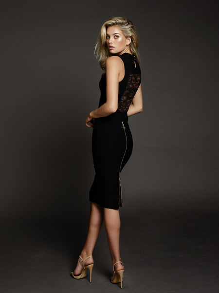 Carrie Dress in Black