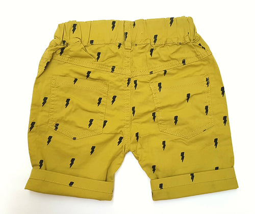 Flash Print Shorts - shorts - Mozayn fashion boys and girls
