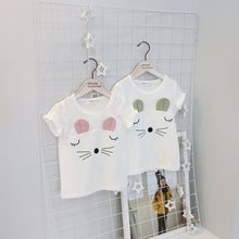 Cute Bunny T-Shirt - top - Mozayn fashion boys and girls