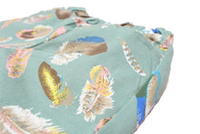 Feather Shorts - shorts - Mozayn fashion boys and girls