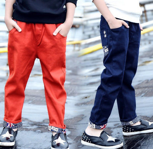 Brit Style - Pants - Mozayn fashion boys and girls