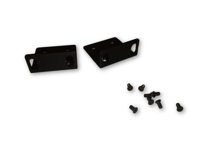 Dell PowerConnect 3324 Mounting Brackets w/ Screws