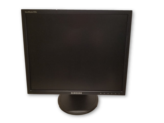 "Samsung 940b 19"" LCD Flat Screen Monitor"
