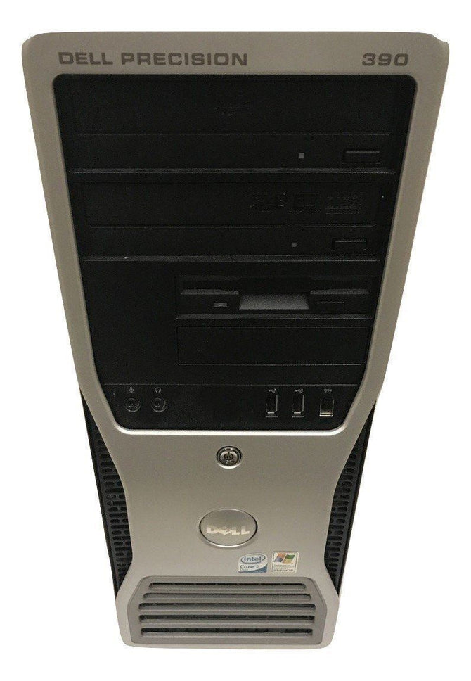 Precision 390 Tower - Core 2 Duo - 2.13GHz - 3 GB RAM - 80 GB HDD - WINDOWS XP