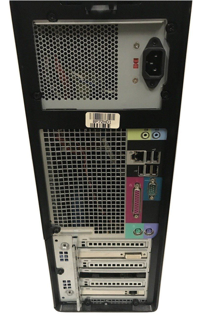 Precision 390 Tower - Core 2 Duo - 2.13GHz - 2 GB RAM - 80 GB HDD - WINDOWS XP