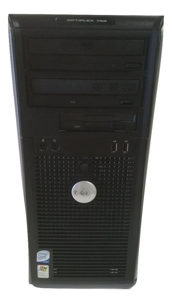 Dell Optiplex 755 Tower - Core 2 Duo - 2.33GHz - 2 GB RAM - 250 GB HDD - Ubuntu