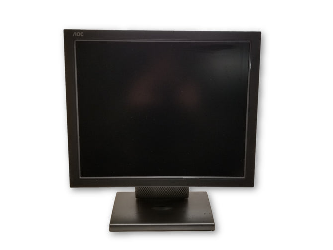 "AOC LM914 19"" LCD Flat Screen Monitor"