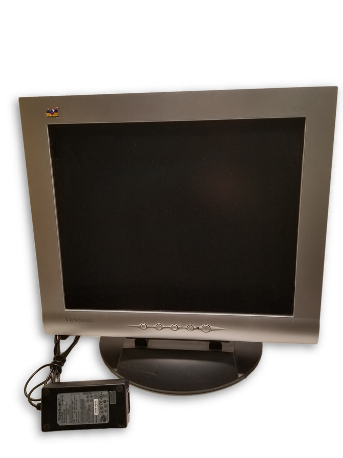 "ViewSonic VE700 17"" LCD Flat Screen Monitor"