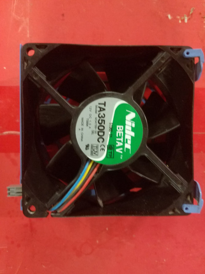 Dell PowerEdge 2800 System Fan Assembly & Bracket F2674 J2419