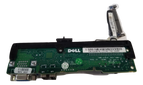 DELL POWEREDGE 2900 1900 FRONT USB VGA POWER LCD BOARD JH878 + Cable