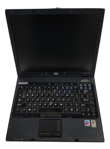 "HP Compaq nc6230 14.1"" Notebook Pent M, 1 GB RAM, 60 GB HD Win XP Wifi"