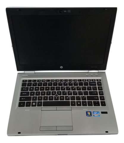 HP Elitebook 8460p Intel Core i5 2.50GHz 8GB RAM 500GB HD Windows 7