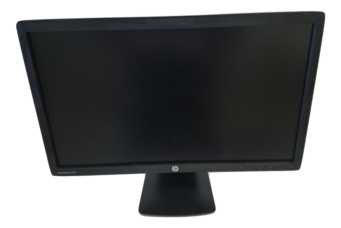 "HP E221C 21.5"" Elitedisplay LED Monitor Webcam"