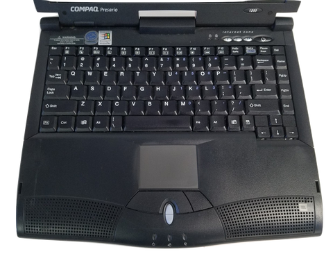 Compaq Presario 1200 Laptop Celeron Windows ME
