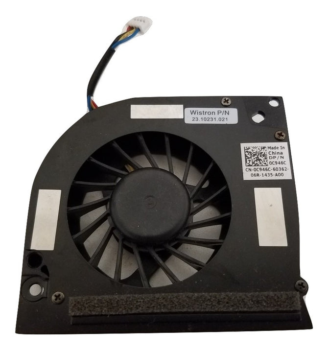 Dell Latitude E5400 E5500 CPU Cooling Fan 0C946C - C946C