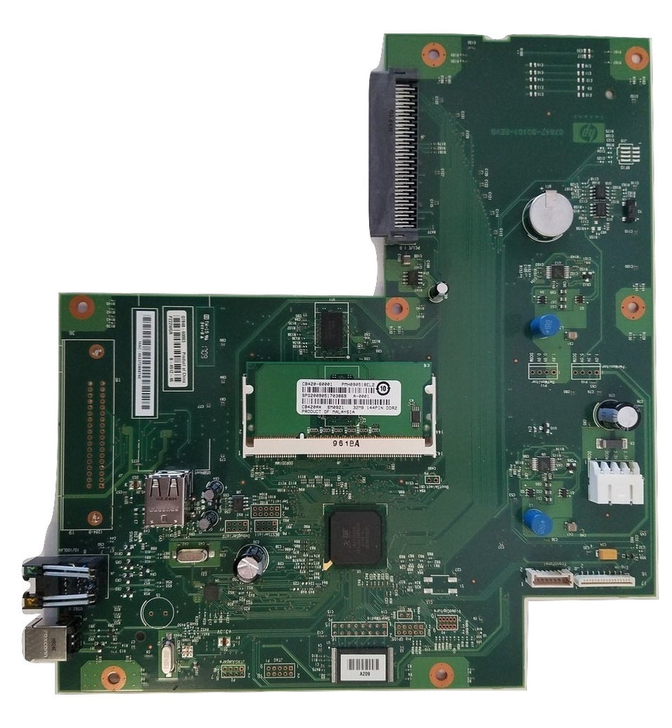 HP Q7848-60003 Formatter Board for Laserjet P3005DN/3005X