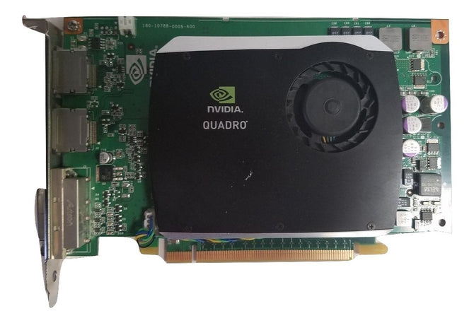 Dell nVidia Quadro FX 580 R784K Graphics Video Card