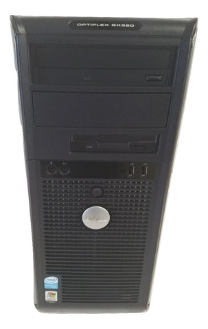 Dell Optiplex GX520 Intel Pentium 4 2.8GHz 160GB HDD 2GB Win Xp