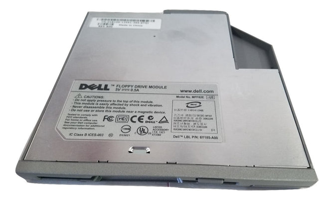 GENUINE DELL FLOPPY DRIVE MODULES  Y6933 MPF82E  1R159 C8830