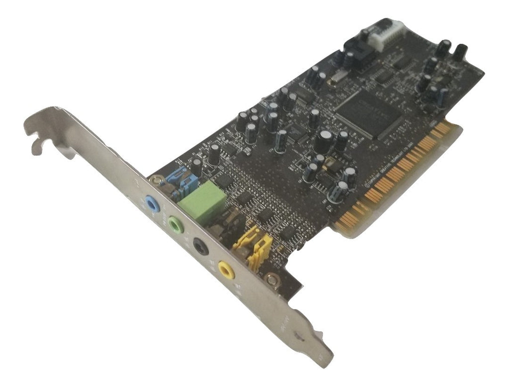 Creative Labs Sound Blaster LIVE! SB0410, 24bit 7.1 Ch, PCI Card