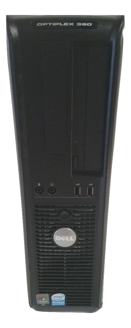 Dell Optiplex 360 Desktop Pentium Dual 2.4Ghz 160GB 2GB Windows Vista