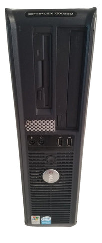 Dell Optiplex GX520 Tower Dual Core 2.8GHz / 2GB / 160GB / Win XP