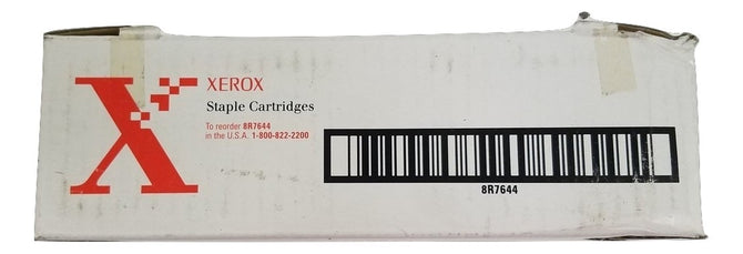 Genuine XEROX Staple Cartridges 8R7644 - 20,000 Staples