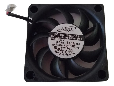 AD0605DB-D93 ADDA 6CM 6015 60mm 0.04A 5V Dual ball axial cooling fan