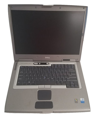 "Dell Latitude D800 15.4"" Pentium M 1.4 GHZ. 512MB Ram, 20 GB HDD XP Pro"