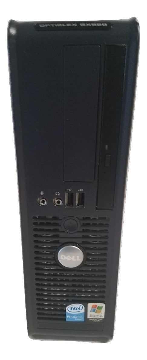 DELL OptiPlex SFF GX520 Desktop P4@2.66GHz 1GB RAM 80GB HDD Win XP Pro