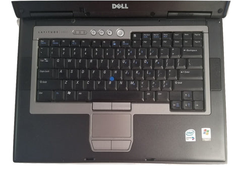 "DELL Latitude D820 15.4"" Intel Centrino Duo 2.0Ghz 2GB 120 GB"