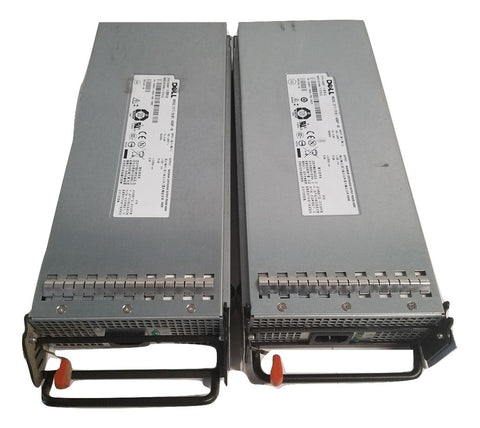 Lot of (2) Dell PowerEdge 2900 Power Supplies 930W A930P-00 DP/N OU8947