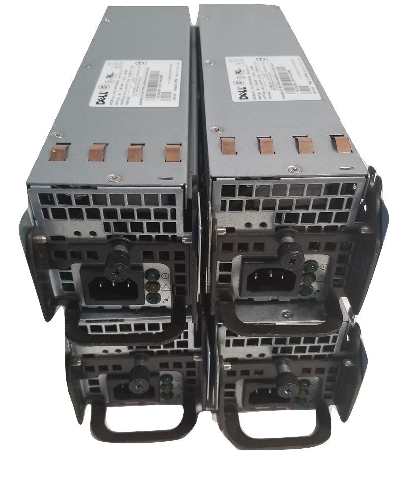 Lot of 4 Dell PowerEdge Server Power Supply NPS-700AB A 700 watts JD195