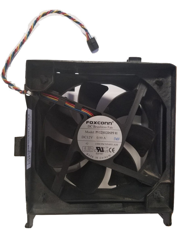 Dell OptiPlex GX620 740 760 780 Fan Assembly PV123812DSPF RR527 0RR527